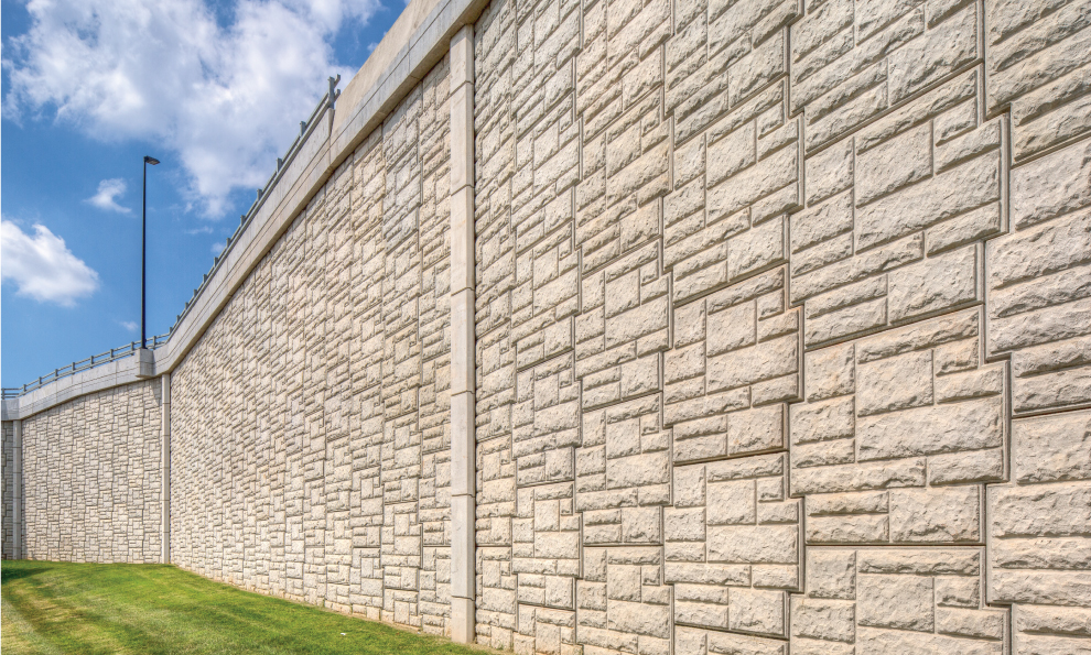 Reinforced Earth® MSE Retaining Walls