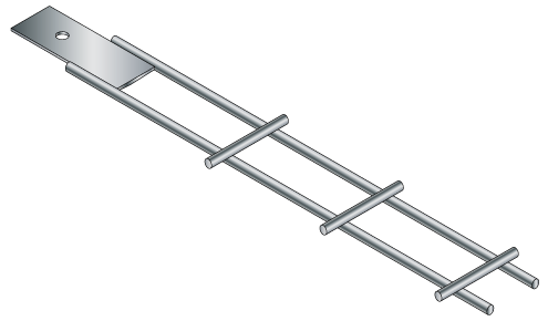 High-Adherence Ladders