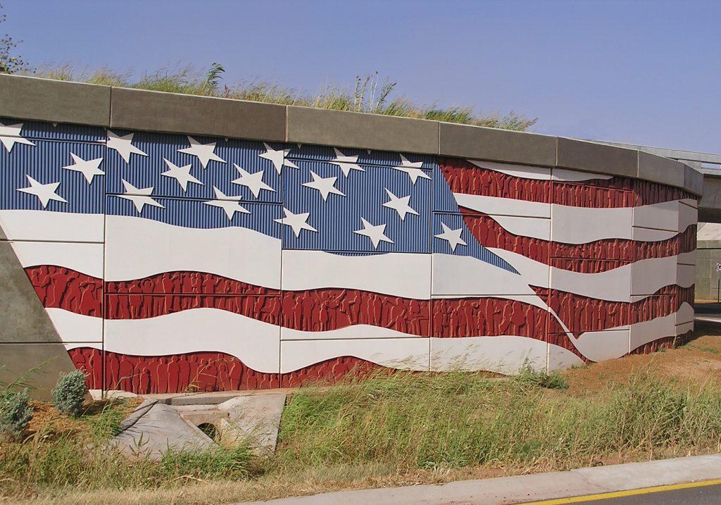 US 277, Goree, TX Retaining Wall