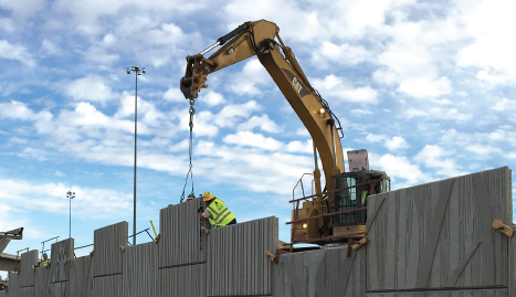 The Reinforced Earth Company Experts In Mse Retaining Walls