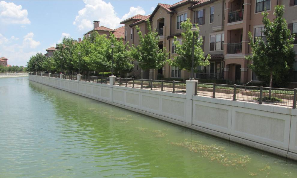 MSE Wall at La Villita Apartments & Homes