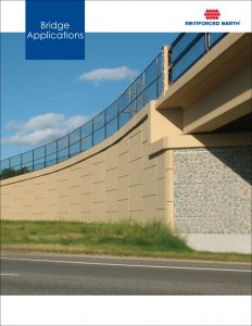 Bridge Applications for MSE Retaining Walls Thumbnail