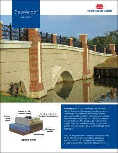 GeoMega™ MSE Retaining Wall PDF Thumbnail