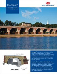 TechSpan® Arch PDF Thumbnail