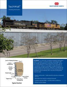TechWall™ MSE Wall PDF Thumbnail
