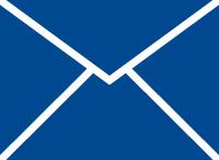 Envelope Logo for Newsletter