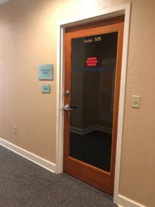 Interior of RECo Florida Region Office in Winter Garden, FL